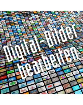 Digital-Bilder bearbeiten