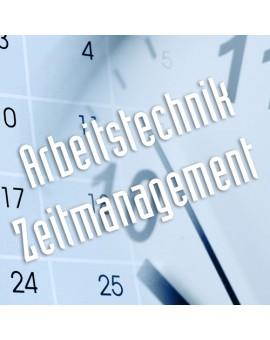 Arbeitstechnik - Zeitmanagement