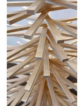 Kreative Weihnachten - Individuell einstellbare Lamellen